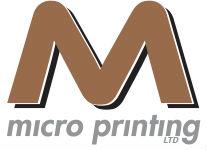 Micro Printing Ltd. logo