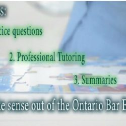 Ontario Law Exams