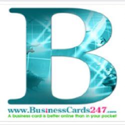 Business cards 247 online
