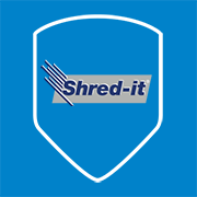 shred it logo