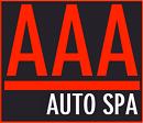 AAA AUTO SPA  LOGO 111