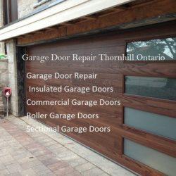 Garage Door Repair King City